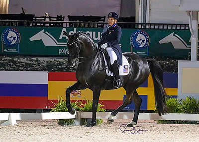 United States Team Takes Victory in FEI Nations Cup™ CDIO3*