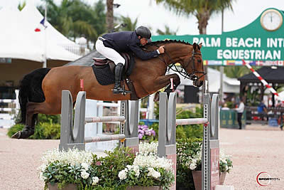 Santiago Lambre Speeds to $36,000 Bainbridge 1.45m Classic CSI 3* Win at WEF