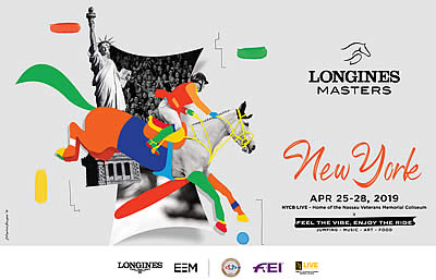 The Exciting Longines Masters of New York Is Back