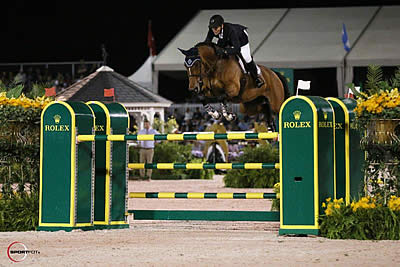 Victory in $500,000 Rolex Grand Prix CSI 5* Goes to McLain Ward and HH Azur