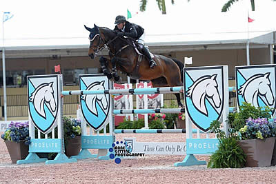 Chris Ewanouski and Binja Take $35,000 ProElite Spring I Grand Prix at PBIEC