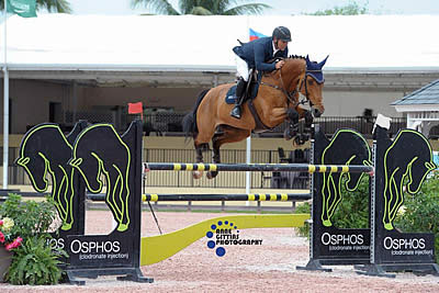 Samuel Parot and Atlantis Dash to Top of $35,000 The Fit Equestrian Spring II Grand Prix