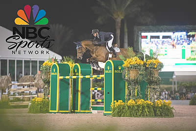 Watch the Action of the $500,000 Rolex Grand Prix CSI 5* on NBC Sports Network