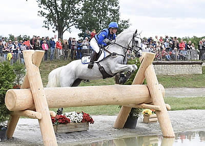 The Eventing Season Begins in Strzegom