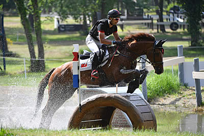 China, Thailand, and Poland Secure Tokyo 2020 Eventing Team Slots