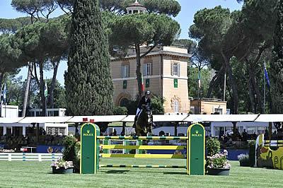 Rolex Grand Prix Returns to the Eternal City of Rome
