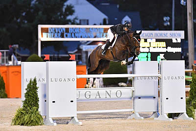 Nicole Shahinian-Simpson and Akuna Mattata Win $50k Jet Run Devon Welcome Stake CSI4*