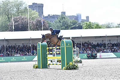 Show Jumping's Elite to Contest Rolex Grand Prix in Windsor Castle's Private Grounds