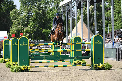 Henrik von Eckermann Wins Rolex Grand Prix on Final Day of Royal Windsor Horse Show