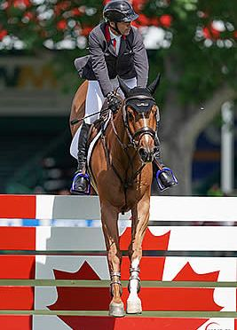 Emotional Victory for Eric Lamaze at Calgary's Spruce Meadows