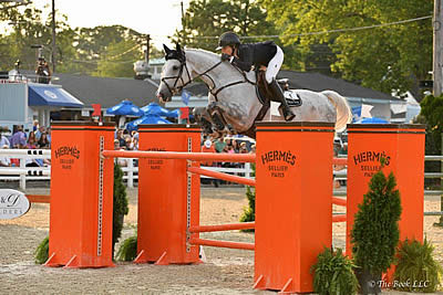Catherine Tyree Can't Be Caught in $36,000 Devon Speed Derby CSI4* with BEC Lorenzo