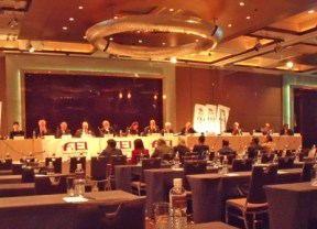A session from the FEI General Assembly last year.