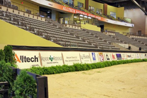 The Alltech Arena at the Kentucky Horse Park