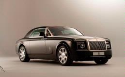 The new Rolls-Royce Phantom Coupe