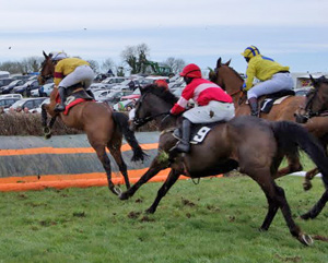 Point to Point action in Ireland