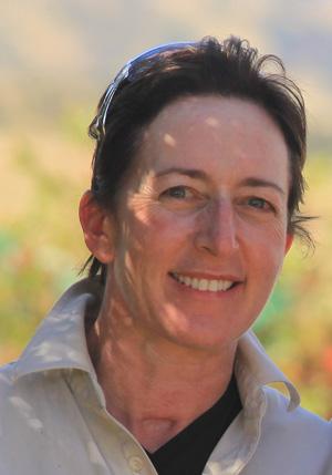 Meg Wade, winner of FEI Against All Odds Award 2011.