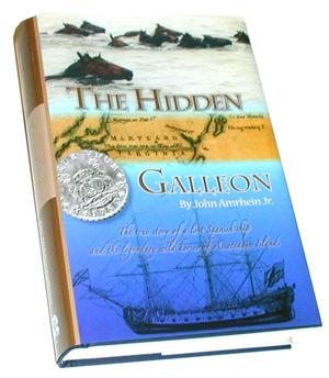 The Hidden Galleon, by John Amrhein, Jr.