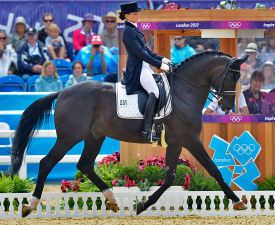 Olympic Dressage Teams Final What The Riders Said News Horsetalk Co Nz