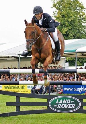 Clifton Lush and Jonathan Paget (NZL)