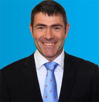 Racing Minister Nathan Guy