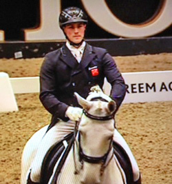 Dujardin and valegro shine at olympia news for Dujardin michael