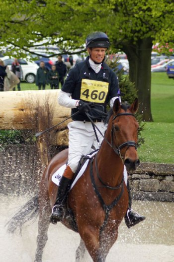 William Fox-Pitt (GBR) and Cool Mountain