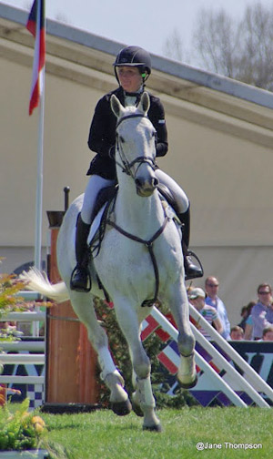 Lenamore's retirement ceremony was in the main arena.