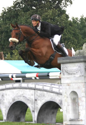William Fox-Pitt and Tamarillo winning Burgley in 2008.