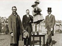 Phar Lap's 1039 Melbourne Cup presentation.