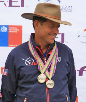 "John Crandell, who won both individual and team silver at the 2011 Pan American Championships: ""The current FEI endurance controversy is really just part of a greater debate."""