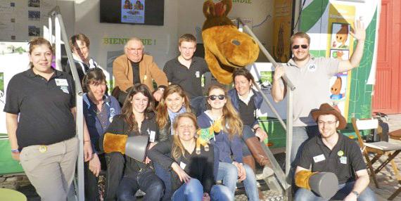 weg-volunteers