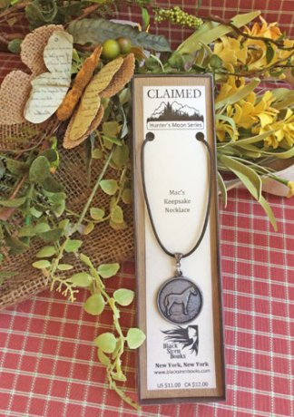 Enter above to win the Keepsake Necklace Inspired by heroine Mac Stonebreaker.