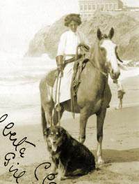 Long Rider Alberta Claire