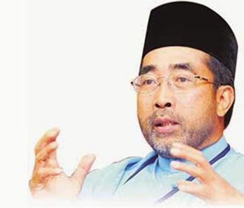 Tan Sri Dato Seri Dr Jamaluddin Jarjis, known as Tan Sri JJ in equestrian circles.