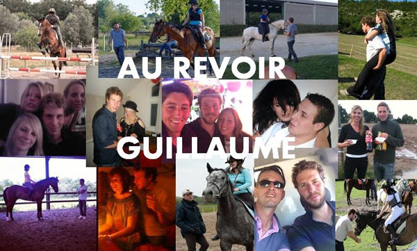 Tribute by Guillaume Pucci's family.