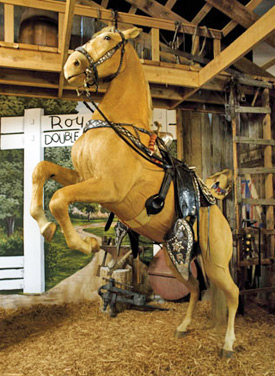 Roy Rogers' horse Trigger fetched $US266,500.