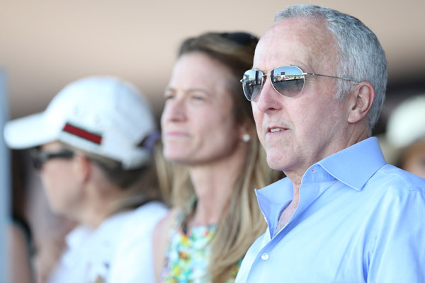 """Frank McCourt's new team showjumping league promises to be """"transformative"""" for the sport."""
