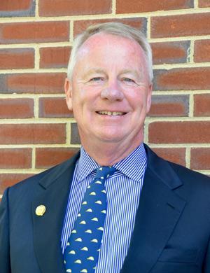 New Jockey Club chairman Stuart S. Janney III.