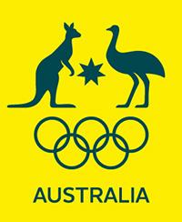 Australia's new Olympic logo.