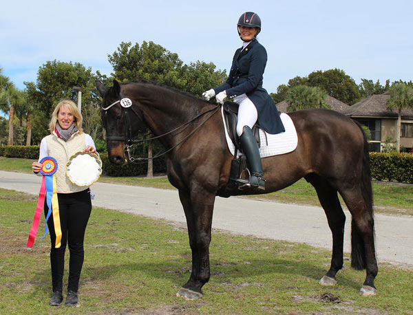 """Ann Romney has received the """"Premier Equestrian"""" title at the 2016 Adequan Global Dressage Festival."""