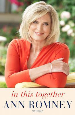 Ann Romney hosts a book signing on Friday for In This Together: My Story.