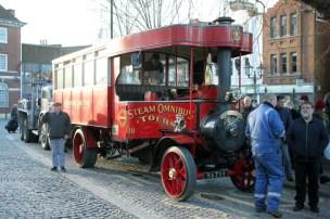 Horsham Traction Steam Omnibus Tours