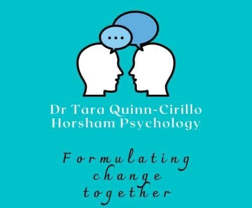 Dr Tara Quinn-Cirillo-Horsham Psychology