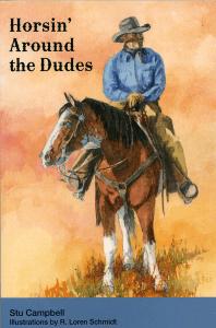 Horsin Around the Dudes