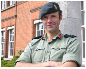 Brigadier John Deverill