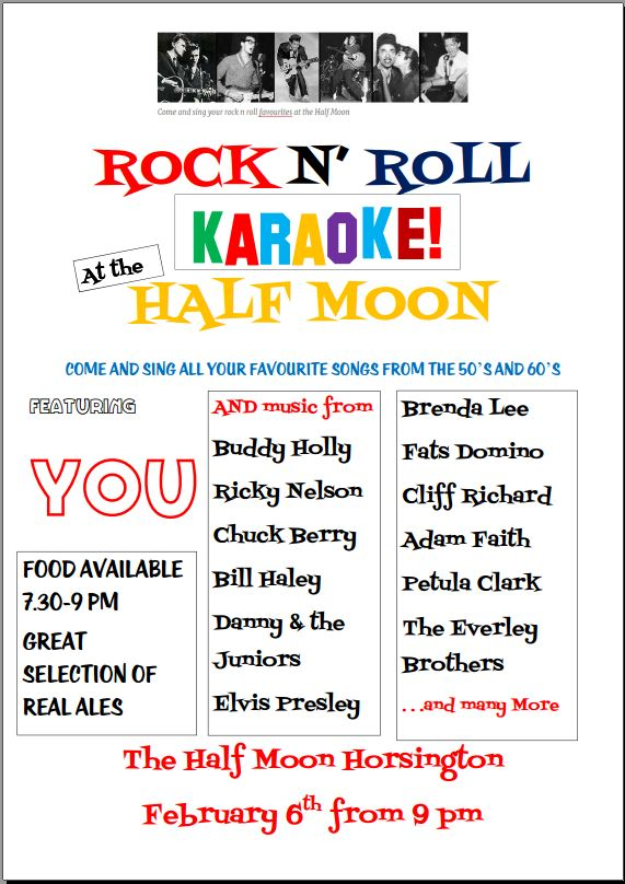 Rock n roll poster40