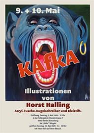 Katalog zur Kafka-Ausstellung