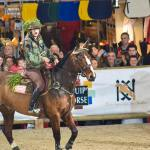 Retour sur la Crazy Run du Salon du cheval 2015