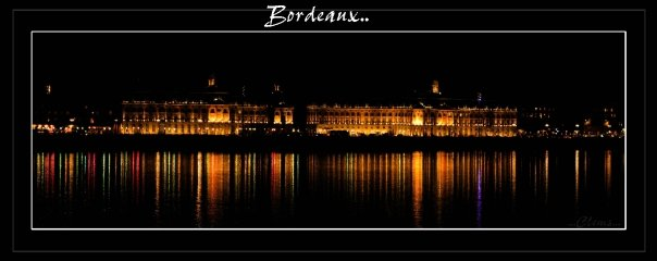 bordeaux by night