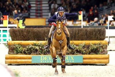 devoucoux eventing